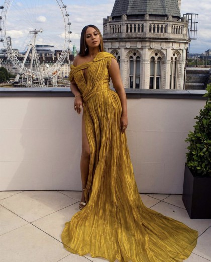 Queen Bey For Disney Film Remake The Lion King Premiere