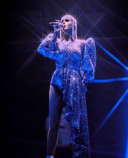 Katy Perry Chose Cong Tri Custom For Her World Tour